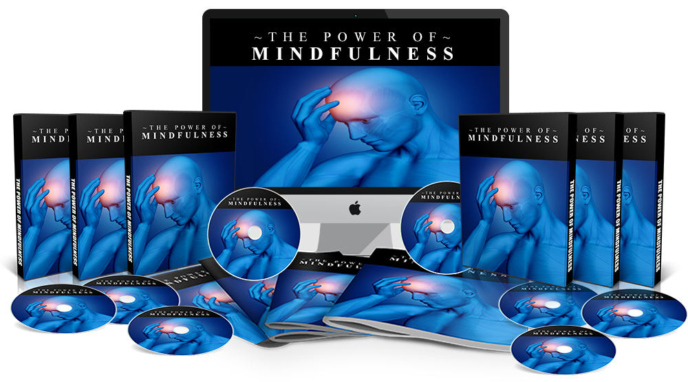 Power Of Mindfulness Self Help Fitness Plr